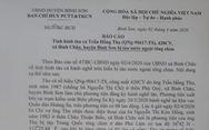 Nhận thông tin tàu cá chìm ở Hoàng Sa nhưng không tìm thấy tàu lẫn ngư dân