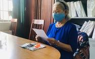 Bà cụ ủng hộ bông tai, tiền chống COVID-19: 'Chết tiền không mang theo được'