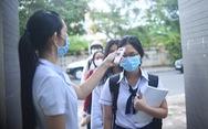 Sáng nay 27-4, học sinh của gần 30 tỉnh thành trở lại trường