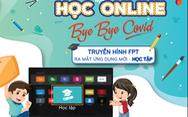 Học trực tuyến miễn phí qua dịch vụ truyền hình tương tác