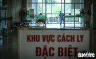 Hôm nay 5-1, Việt Nam thêm 7 bệnh nhân COVID-19 mới, ca thứ 1.500 ở TP.HCM