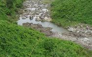 Thượng nguồn kiệt nước, xâm nhập mặn trên các sông Quảng Nam vào tới 20km