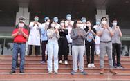 Thêm 11 bệnh nhân ở Hà Nội và 5 bệnh nhân ở các tỉnh ra viện