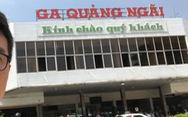 Từ TP.HCM ra Đà Nẵng: Xuống ga Quảng Ngãi để né cách ly nhưng vẫn bị lộ
