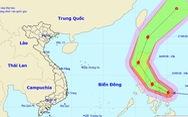 Bão Vongfong 'quẹo' ngược ra Thái Bình Dương, ít khả năng vào Biển Đông