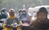TP.HCM mưa sớm, miền Bắc, miền Trung sáng nắng chiều mưa