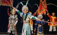 Cải lương 'rụt rè' trở lại với Ngũ hổ Bình Tây tại nhà hát Trần Hữu Trang