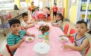 TP.HCM cho phép trường mầm non tổ chức ăn sáng