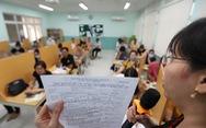 TP.HCM: Hơn 29.000 học sinh sẽ rớt khỏi lớp 10 công lập