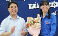 Chị Phan Thị Thanh Phương làm bí thư Thành đoàn TP.HCM