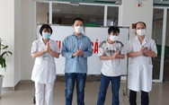 Việt Nam chỉ còn 8 bệnh nhân COVID-19 dương tính, ít nhất trong 3 tháng qua