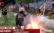 Mỹ bị đồng minh gây sức ép điều tra việc phóng viên bị đánh trong biểu tình