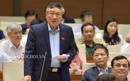 Chánh án Nguyễn Hòa Bình nói gì về vụ Hồ Duy Hải trước Quốc hội?