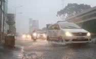 Nam Bộ, Bắc Bộ, Tây Nguyên mưa lớn diện rộng