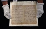 Bức thư về chuyến đi nhà thổ của 2 danh họa Van Gogh, Gauguin bán 210.000 euro