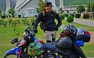 Chàng trai Việt đi xe máy vòng quanh thế giới: Học được muôn ngàn bài học ý nghĩa