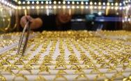 Giá vàng thế giới tăng tiếp, vàng trong nước vẫn cao hơn nửa triệu đồng/lượng