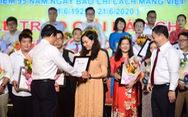Báo Tuổi Trẻ đoạt 8 giải báo chí TP.HCM lần thứ 38