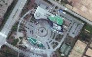 Ảnh vệ tinh cho thấy văn phòng liên lạc chung liên Triều vẫn còn sau 'vụ nổ khủng khiếp'