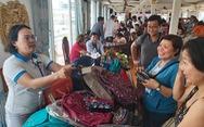 Hội chợ đặc biệt của hướng dẫn viên du lịch