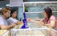 Giá vàng trong nước cao hơn thế giới trên 1 triệu đồng/lượng