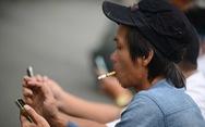 Ngăn tác hại của thuốc lá từ học đường