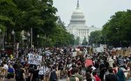 Sau hơn chục ngày biểu tình, số ca nhiễm virus corona ở Mỹ lại tăng