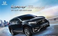 Honda CR-V phiên bản mới 2020 sắp ra mắt thị trường Việt Nam