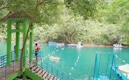 Đến Quảng Bình tắm mát suối Chày, Nước Moọc