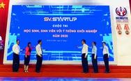 Sinh viên có cơ hội nhận đầu tư khởi nghiệp 40.000 USD