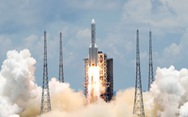 Trung Quốc phóng tàu vũ trụ Thiên Vấn 1 lên sao Hỏa