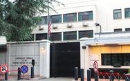 Trung Quốc vào cửa trước, tiếp quản lãnh sự quán Mỹ ở Thành Đô