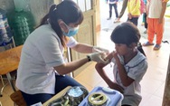TP.HCM: Trên 90% trẻ 7 tuổi phải tiêm bổ sung vắcxin uốn ván - bạch hầu giảm liều