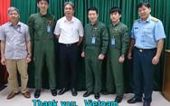 Nhật cảm ơn Việt Nam tiếp đón máy bay săn ngầm bị hư động cơ