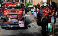 'Vua đường phố' Philippines tái xuất