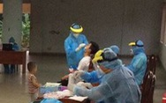 Người Trung Quốc nhập cảnh trái phép ở quận 10 có kết quả âm tính