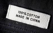 Mỹ buộc hàng nhập khẩu từ Hong Kong dán nhãn 'Made in China'