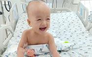 Trúc Nhi - Diệu Nhi tròn một tháng mổ tách dính: 'Điều hạnh phúc nhất mẹ mong chờ'