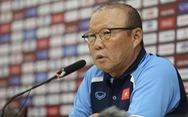HLV Park Hang Seo: Vòng loại World Cup 2022 là mục tiêu quan trọng nhất