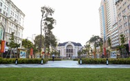 Khánh thành công viên trước Nhà hát TP.HCM, khai mạc ảnh mừng Quốc khánh
