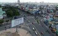 Dân dọc đường Trường Chinh - Cách Mạng Tháng 8 đồng loạt dỡ nhà làm metro số 2