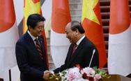 Dấu ấn đặc biệt của Thủ tướng Abe trong quan hệ với Việt Nam