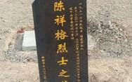 Bia mộ binh sĩ Trung Quốc chết do đánh nhau với Ấn Độ bị cố ý tung lên mạng xã hội?