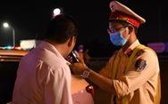 Gần 1.500 tài xế uống bia rượu bị phạt, 1/3 đã xỉn ngất ngư
