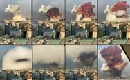 Người chết trong vụ nổ ở Lebanon tăng lên 135, dân nói đang sống trong 'địa ngục'