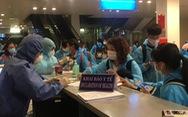 ĐBSCL tiếp nhận cách ly 309 công dân từ Singapore về nước