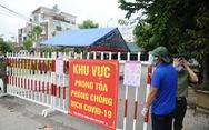 Quảng Nam tiếp tục cách ly xã hội 4 địa phương để chống dịch