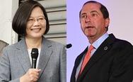 Bộ trưởng Mỹ thăm Đài Loan: Mỹ lại chọc giận Trung Quốc