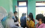 Hết hạn cách ly, Quảng Nam trục xuất nhóm người Trung Quốc nhập cảnh trái phép
