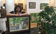 Tuman Zhumabaev - họa sĩ Nga 'mê Việt Nam đắm đuối' - qua đời